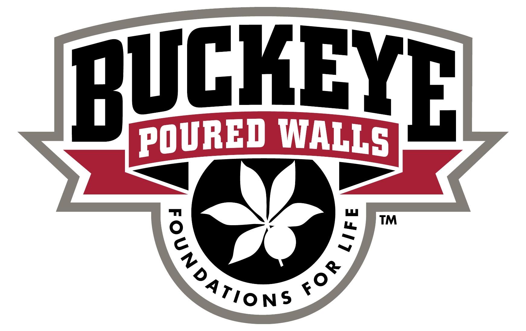 Buckeye Poured Walls Logo
